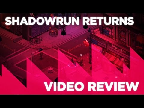 Shadowrun Returns - Review