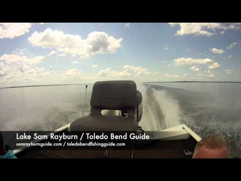 Sam Rayburn Fishing - Toledo Bend Fishing Guide