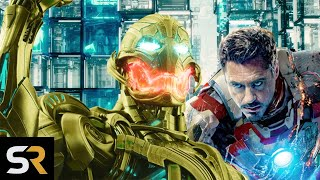 Let's Fix Ultron in Avengers: Age of Ultron