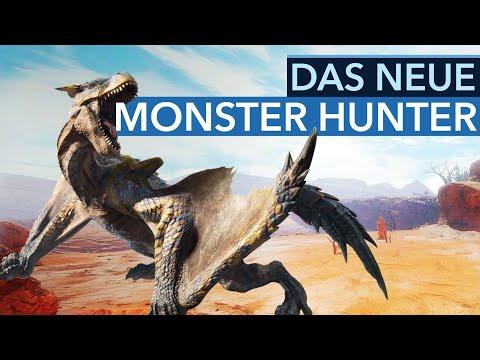 So setzt Capcom sein erfolgreichstes Spiel fort - Monster Hunter Rise in unter 10 Minuten