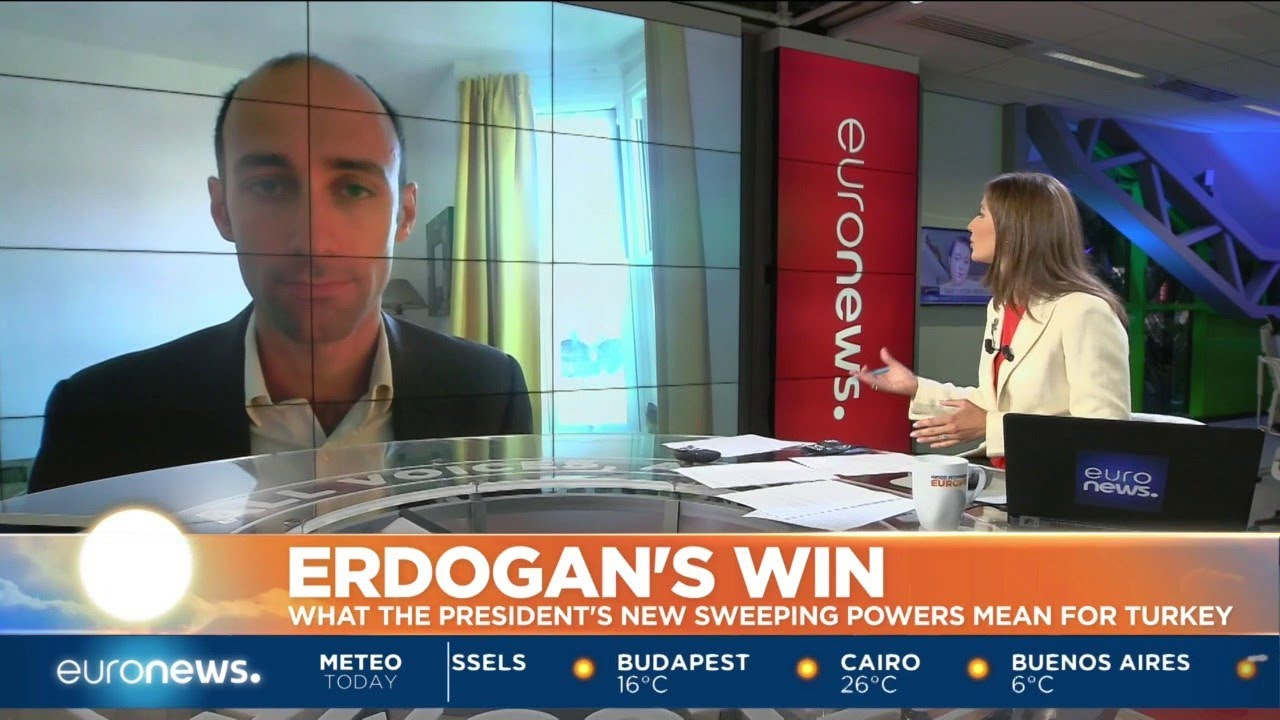 Erdogan's Win: what the president's new sweeping powers mean for Turkey