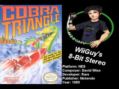 Cobra Triangle (NES) Soundtrack - Stereo
