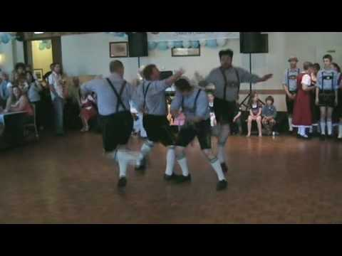 Folk Dance Group Oberbayern (Club Tivoli Melbourne Oktoberfest) '08 - Part 6