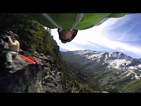 Wingsuit Top Guns Do A Fly-By With A Twist | Scotty Bob Presents: New World Aviators, Ep. 2