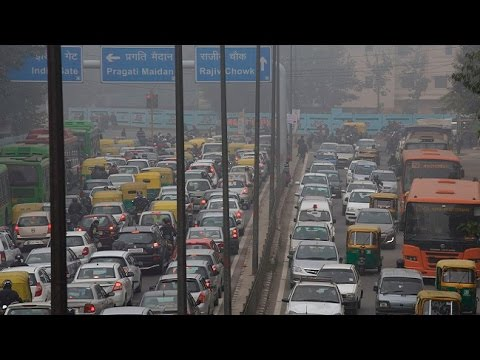 Delhi not among world's most polluted cities anymore