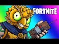 Fortnite Battle Royale Funny Moments - Possible Cheater and C4 Kill Attempts! (did not find drake)