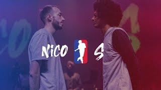 "NICO vs Stephane Deheselle aka ""S"" | I LOVE THIS DANCE ALL STAR GAME 2016"