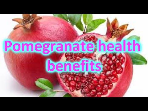 Pomegranate health benefits HD - Best fruits for weight loss | By #Weight loss tips and tricks HQ