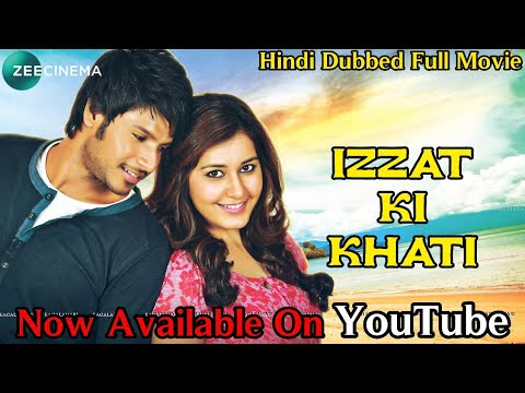 Izzat Ke Khatir ( Joru ) Hindi Dubbed Full Movie | Sundeep Kishan | Rashi Khanna