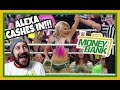 REACTION | ALEXA BLISS CASHES IN!!! NIA JAX VS RONDA ROUSEY | WWE MONEY IN THE BANK 2018