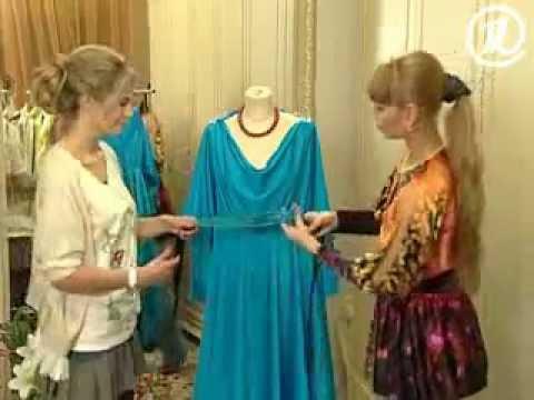 Как сшить платье ольга никишичева