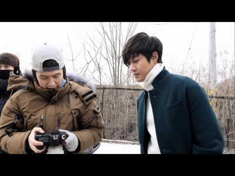 Kim Hyun Joong Still Making Film video
