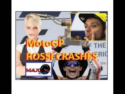 2016 TEXAS MotoGP. FULL RACE Report. ROSSI Crashes. Marquez Wins.