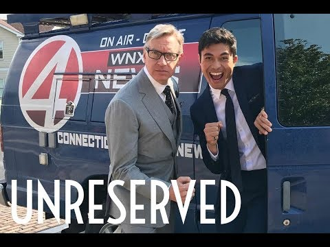 Henry Golding On Working With Director Paul Feig In A Simple Favor | UNRESERVED