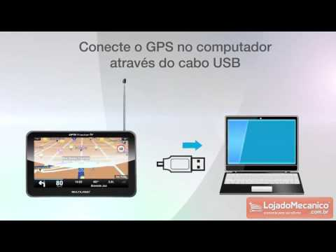 Como Atualizar GPS Tracker Multilaser - Loja do Mecânico