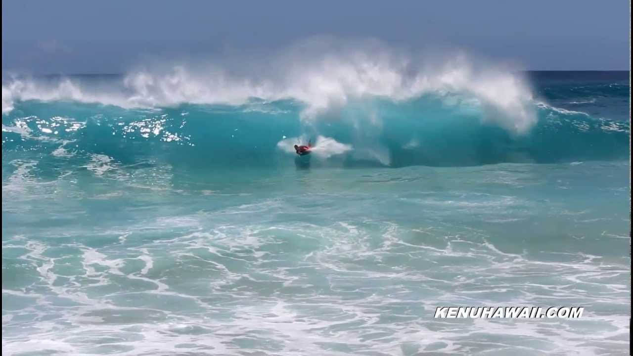 Sand Island Beach Oahu