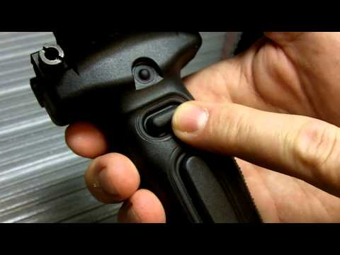 Crimson Trace MVF-515 Vertical Foregrip Laser and Light Combo Overview