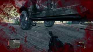 Crysis 1 Xbox 360 gameplay (HD)