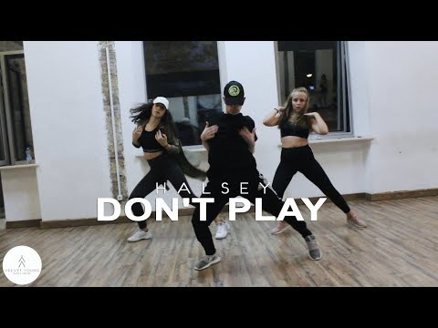 Halsey - Don't Play | Igor Abashkin | VELVET YOUNG DANCE CENTRE