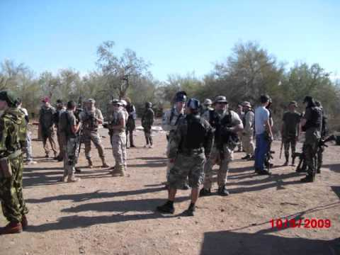 Arizona Airsoft (Rebel Union) City Of Ember