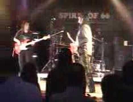 Joe Stump live in Verviers 2008
