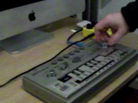 TB303 Famous Patterns.AVI Music Videos