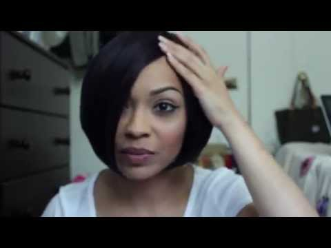 Wig Review: Freetress Equal L Part Wig - BlackJack DNHONEY DNBLBK