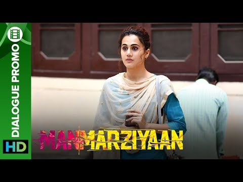 Where did Rumi first meet Vicky? | Manmarziyaan | Dialogue Promo | Taapsee, Abhishek, Vicky