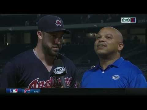 Indians fever is spreading, and Jason Kipnis is loving it