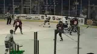 Vern Cooper 1st Goal of the PreSeason 8/30/08