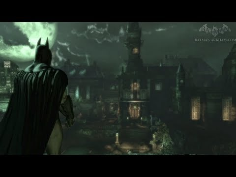 0 Batman: Arkham Asylum Walkthrough   Chapter 7   Riddle Me This