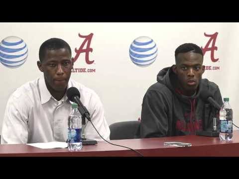 Anthony Grant reacts to 57: 55 win over Auburn Jan 24, 2015