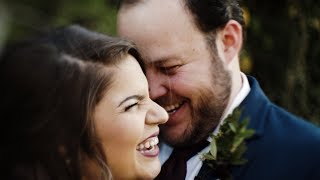 Laughing through life by your side | Cute & Tearful Wedding in Dallas, Texas