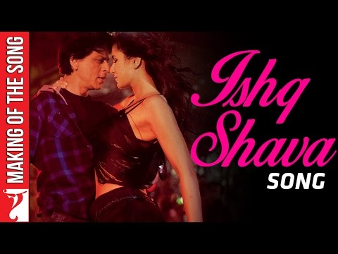 Making Of The Song - Ishq Shava | Jab Tak Hai Jaan | Shah Rukh Khan | Katrina Kaif | A. R. Rahman