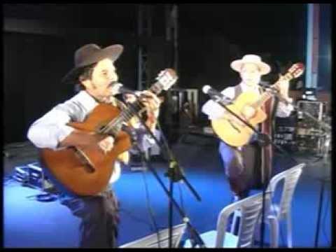 Contrapunto de Payadores: Cacho Marquez y Carlos Sferra en San Clemente del tuyú