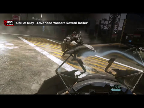 Call of Duty: Advanced Warfare Collector's Editions Revealed - IGN News
