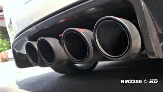 Corvette ZR1 with Akrapovic Exhaust System