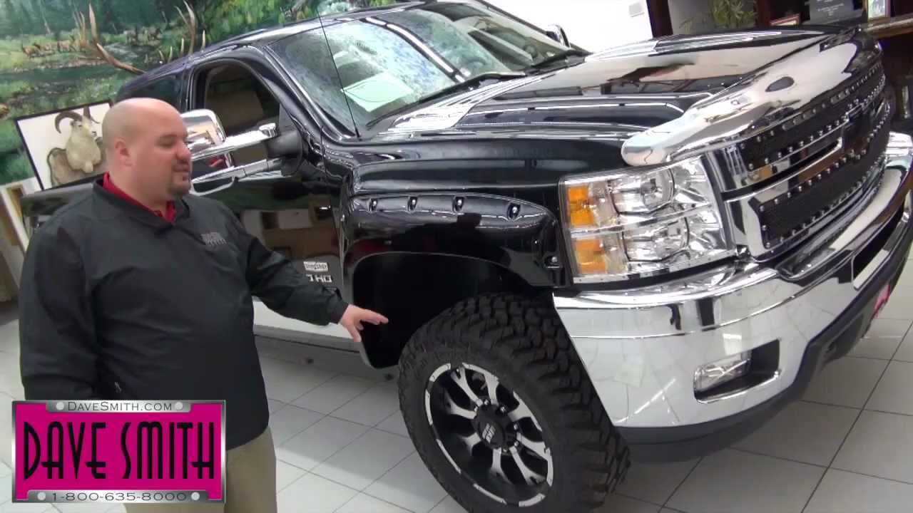 Chevy Silverado Dave Smith Autos Post