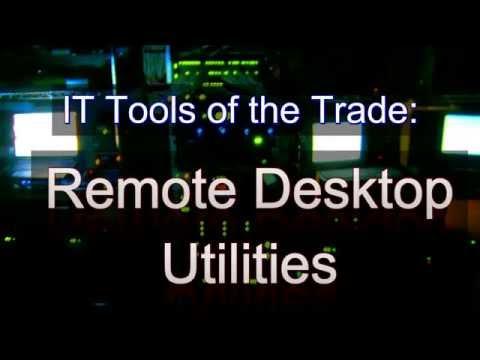 Best Free Remote Desktop Utilities (windows)