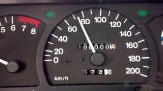 Daewoo Nexia 100.000 km! Daewoo Heaven, Daewoo Super Racer, Daewoo Cielo