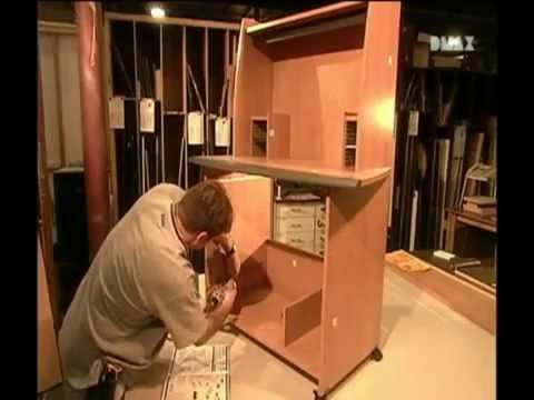 mobili per ufficio in truciolato i segreti della lavorazione by mobilpro youtube