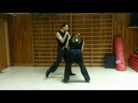 Kali Kalasag - combination of tecniques of panantukan/trankade, stick fighting, knife defense Image 1