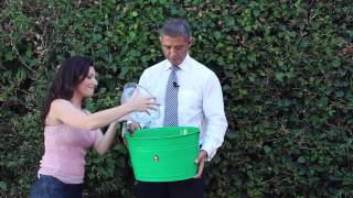 VIDEO: President Obama Ice Bucket Challenge