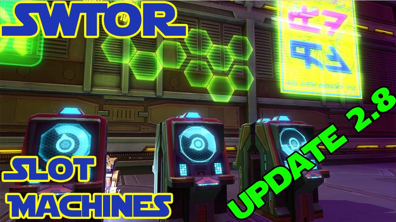 swtor slot machine locations