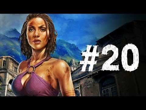Dead Island Riptide Gameplay Walkthrough Part 20 - Blockbuster - Chapter 8