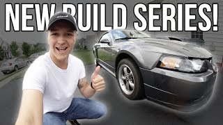 Introducing ANOTHER NewEdge BUILD Series! (2003 Mustang GT)