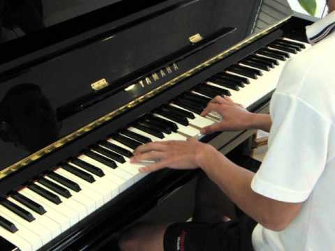 Your Guardian Angel - Red Jumpsuit Apparatus Piano Cover