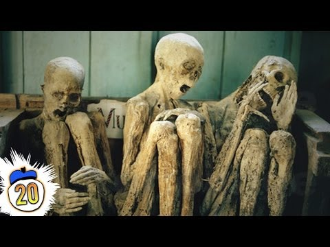 From abandoned towns to underground vaults of death, these are 20 of the most terrifying and creepy places in the world that you likely WON'T want to visit! ...