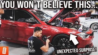 Building the Ultimate BMW (6 Speed Manual, F30 335i) - Part 5