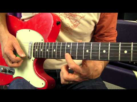 Jimi Hendrix Little Wing Solo Lesson